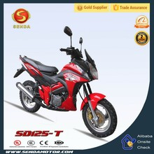 Cheap 125cc Engine Moto Hot Moped Cub Automatic Motorcycle SD125-T