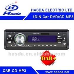 1 DIN CAR DVD/CD/MP3 player DAB radio 5888