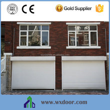 China manufacturer New Design Aluminum Automatic Central Motor Rolling Door for Sale