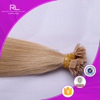 Factory price superior quality hair extension for white people