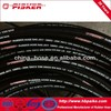 Spiral Rubber Hose Easy For Pipeline Nbr High Temperature Flexible Oil Pipe Prices