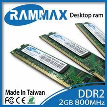 DDR2 2GB ram memory ,Original chip! ram ddr2 800mhz 2GB Lo-Dimm pc/desktop/computer, ddr1 ddr2 ddr3 1gb 4gb 8gb 400 667 800 1333