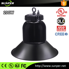 CRI70 CRI80 high power led light 5 years warranty led high bay miner lamp