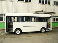 new toyota coaster bus for sale mini tourist sigheeing electric bus