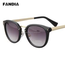 Fashion trending unisex sunglasses retro wholesale