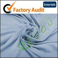 Organic cotton single jersey fabric 180gsm