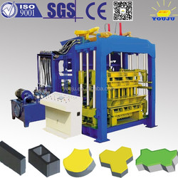 Best quality QT8-15 second hand concrete paving machines for sale best selling in alibaba