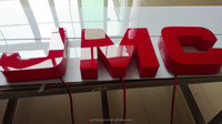Advertising LED 3D Acrylic Word
