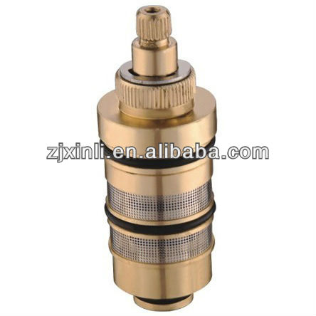 high quality brass thermostatic faucet cartridge france vernet probe stainless steel filter. Black Bedroom Furniture Sets. Home Design Ideas