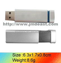 China gold supplier portable metal usb flash disk with write protect switch