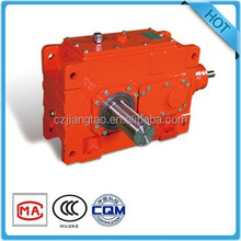 Bevel gearbox with gears drive