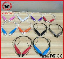Neckband Wireless Stereo Bluetooth Headset HBS 730 for hbs 730 sports stereo wireless bluetooth headset