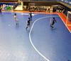 Low price protable interlocking futsal court flooring