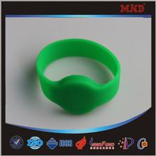 MDW40 Professional cheap custom rfid silicone wristband