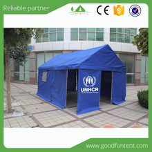 Safety and stable unhcr relief tent with competitive price