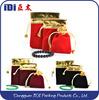 Golden Edge Velvet Bag Jewelry pouches