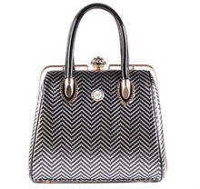 2015 Women fashion Bright Japanned Leather Women's Bag