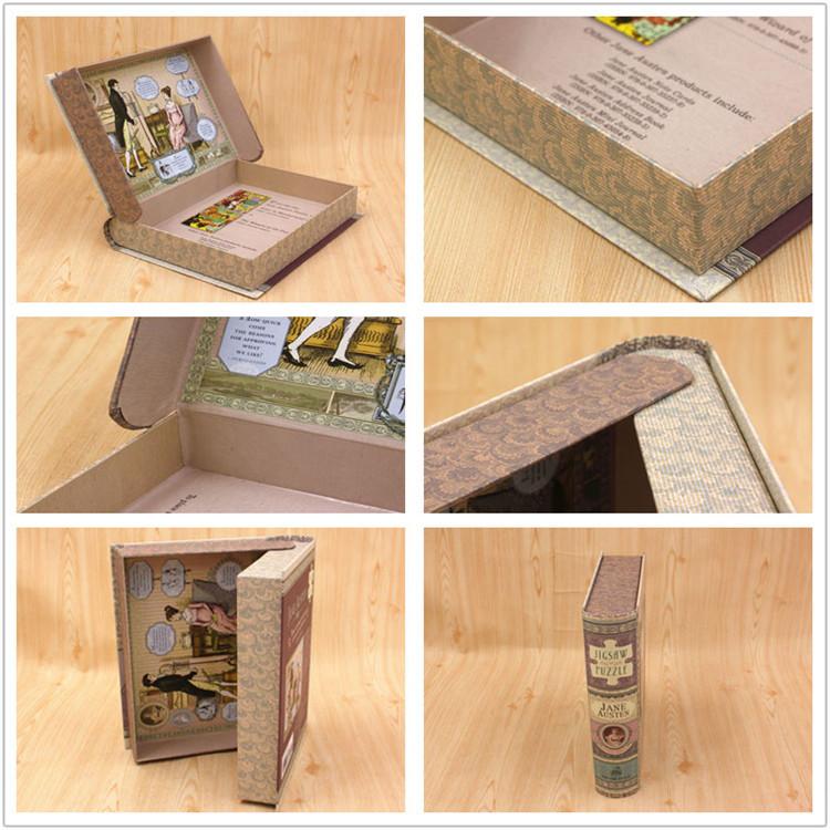 cardboard gift box custom