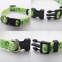 china market wholesale high quanlity dog collar leather no minimum order