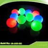 2015 Newest High quality golf ball flashing golf ball luminous golf ball