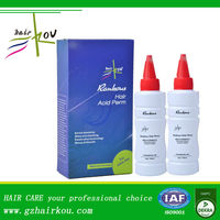 Cold Wave Curly Perm for Black Hair,Long Lasting Acid Formula for Black Hair