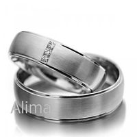 AGR0047-W- New Designs Dignity Diamond rings for men 14K Gold jewelry casting supplies