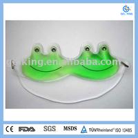 PVC sleeping cooling eye pad