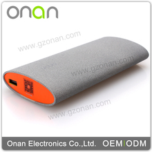 Famous brand Onan smart mobile power bank+manual made in China