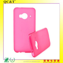 2015 new product Newest arrival hot selling factory price tpu soft case for HTC ONE ME9