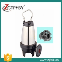 WQK water circulation pump electric motor water pump high suction water pump