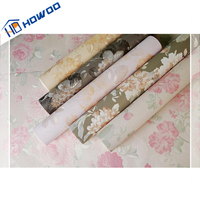 Howoo decorative interior wall covering new home wallpaper