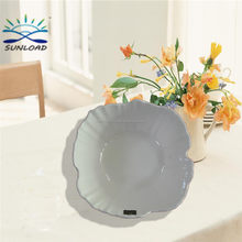 2015 Newest tech arrival jade melamine vegetable storage container, salad bowl