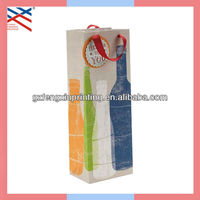 Paper Gift Wine Bag Wholesale