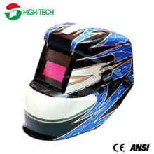 Auto Darkening Custom Electronic Protection Welding Mask For TIG MIG ARC Welding