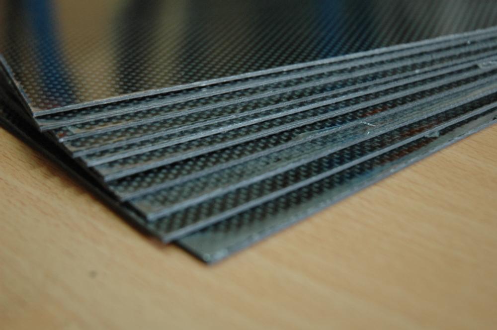 fiber de carbone sandwich nid d 39 abeille d 39 aluminium plaque. Black Bedroom Furniture Sets. Home Design Ideas