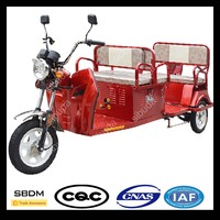 SBDM Heavy Load 110CC China Cargo Tricycle
