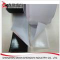 De alta calidad micro decorativos auto-adhesivo de cinta de gancho y lazo