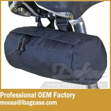 Bicycle Handlebar & Seat Bag Cycling Pack Bike NEW Cylinder Saddle Bags