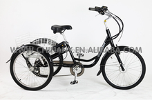 GW 7015E electric cargo tricycle for adult