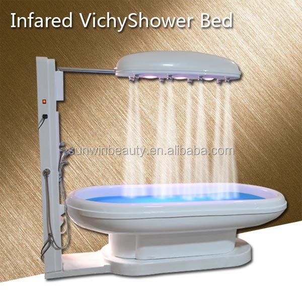 Gros hydro jet d 39 eau massage lit table de douche vendre cabine spa id - Douche a jet massage ...