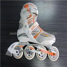 New soft boot adjust inline skate shoes