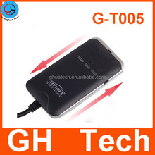 GH G-T005 Auto Tracking Device Cheap Original GPS Car Tracker With remote control for Car/Trucks/Bus/Taxi mtk gps module