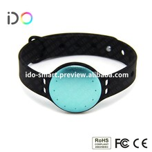 Multiple color choose anti loss bluetooth activity promotional pedometer