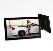 7inch-22inch digital photo frame support photo/music/video,display size 16:9 OEM muti-functional 22 inch digital photo frame