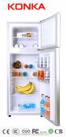 BCD-118 stainless steel fridge