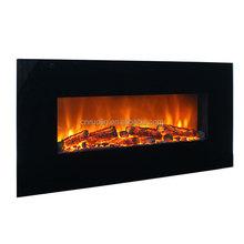 2015 modern style wall fireplace TV stand model, led fireplace lights
