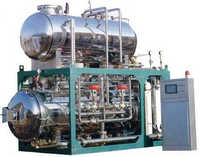 Retort sterilizer for canned food,pouches and bottle