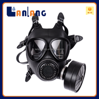 Safety Full Face Military Gas Mask