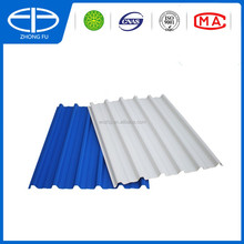 insulated ASA&PVC Plastic roofing sheet construction material