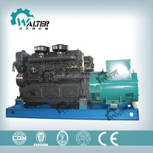 china supplier diesel generator manufacturer with shangchai engine 100kw marine diesel generator set